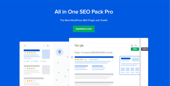 All in One SEO Pack Pro 4.1.4.4 Nulled + Addons – WordPress Plugin
