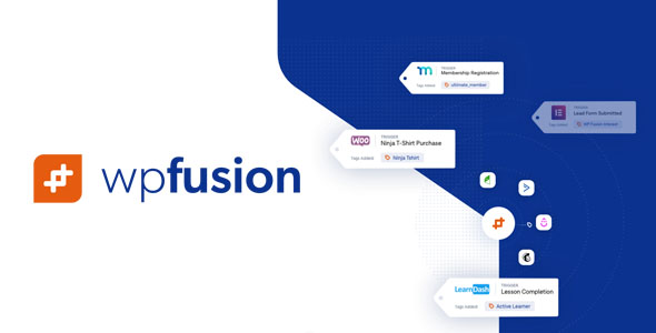 WP Fusion 3.38.21 Nulled + Addons – Marketing Automation Plugin