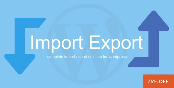 WP Import Export 3.9.12 Nulled